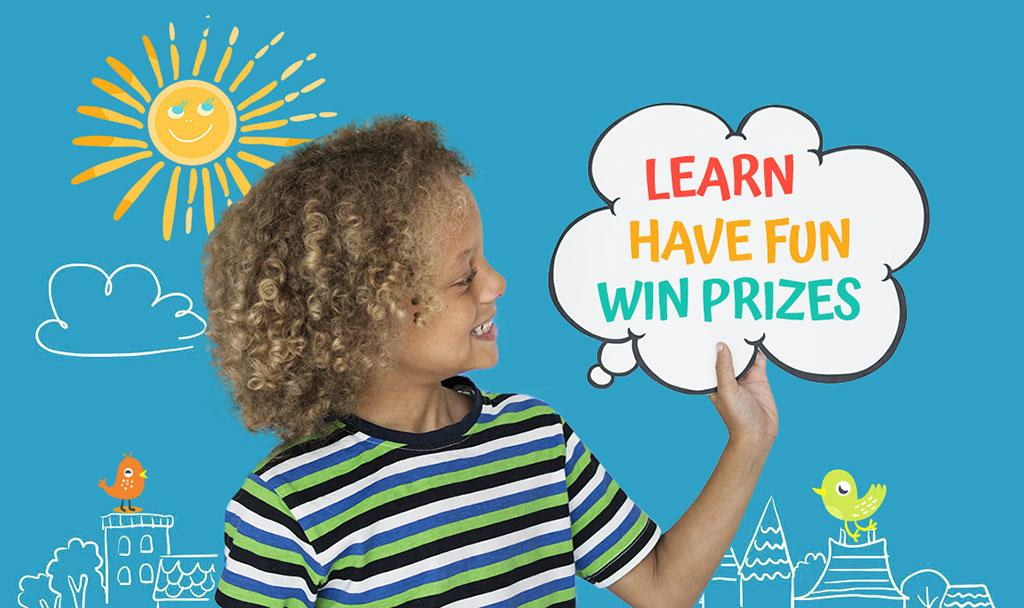 Learn, have fun and win prizes with the Atlas Chiropractic summer challenge!
