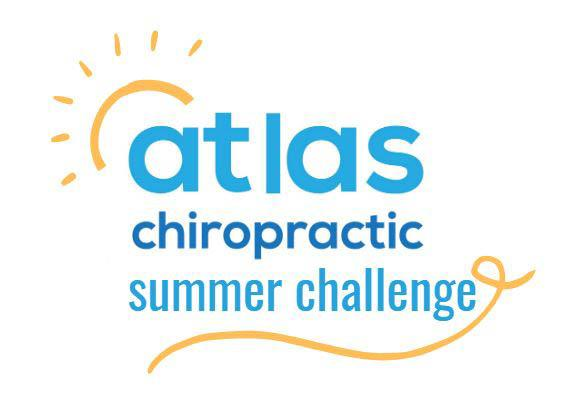 Atlas Chiropractic Fishers, IN Summer Challenge supporting local businesses