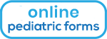 Online forms for new pediatric patients at Atlas Chiropractic, Fishers, IN